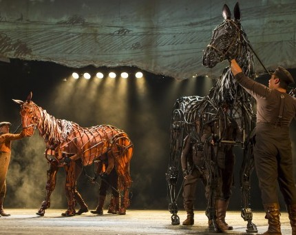 War Horse: an emotional tale with amazing puppets