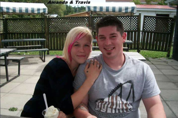 Homicide victims Amanda Trottier and Travis Votour are seen in this Facebook photo.