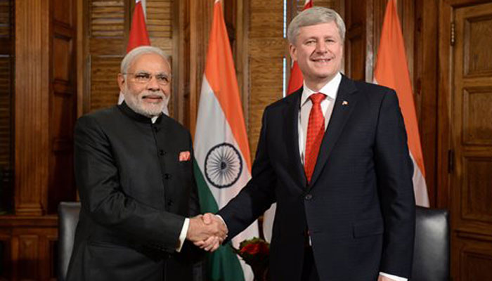 India-Canada Joint Statement