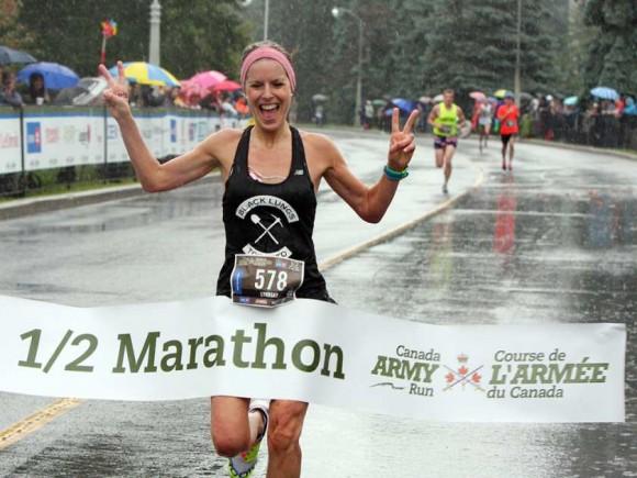 Canada Army Run: No ordinary runners. No ordinary race. Sept. 20, 2015