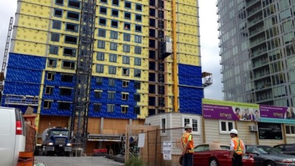 Some developers shifting to rentals as condo market softens