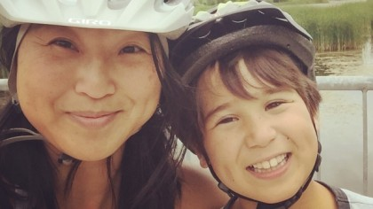 8-year-old boy finds 'hope' in CBC reporter mom's refugee story