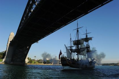 'Ottawa' Remains of Captain Cook's Ship Endeavour May Have Been Found in U.S.