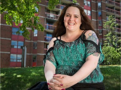 'Ottawa' From the Street to Straight A's: The Inspiring Story of Monica Higgins
