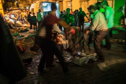 'Ottawa' Turkey Wedding Suicide Bomber 'as Young as 12′