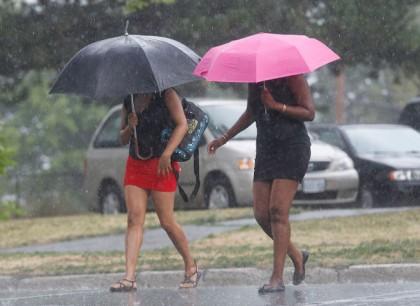 'Ottawa' Severe Thunderstorm Watch for Ottawa Has Ended
