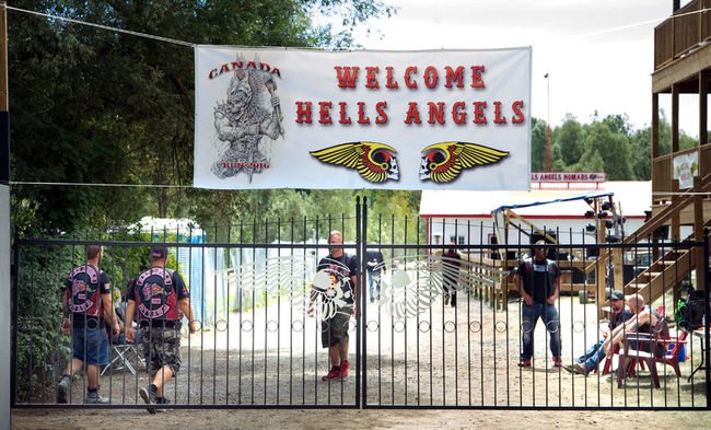 Ottawa' Hells Angels Close Carlsbad Springs Nomad Club House
