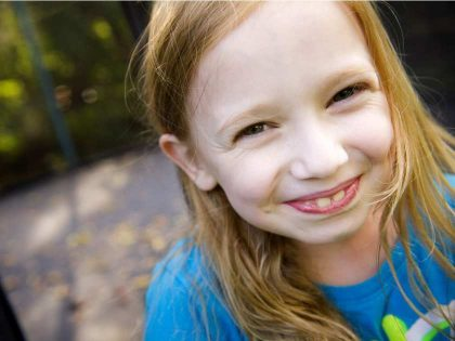 'Ottawa' Russell Girl 'a Million Miles an Hour' after life-changing Liver Transplant