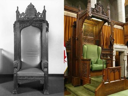 'Ottawa' Sitting this One Out: Speakers Chair Wont be Moving to Temporary House of Commons