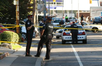 'Ottawa' Was Shooting of Lawyer a Contract Hit?