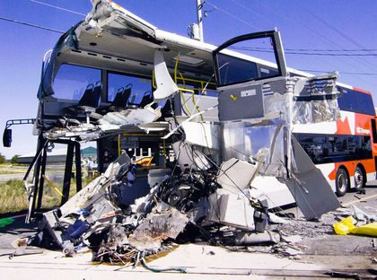 'Ottawa' In Wake of Barrhaven Crash, Feds to Study Event Data Recorders for Buses