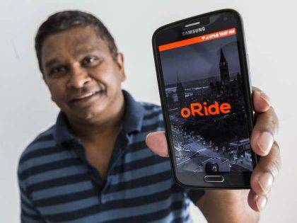 'Ottawa' Local App Poised to Enter Ride Market Dominated by Uber and Taxis