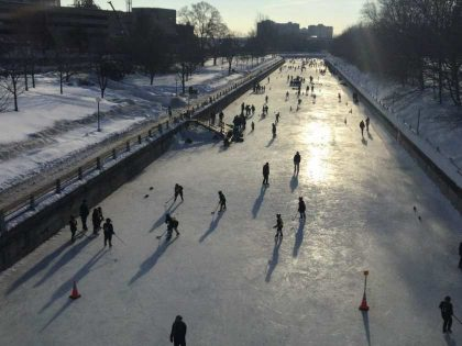 'Ottawa' Well, that was quick: Rideau Canal Skateway closes for the Season after 25 Skating Days