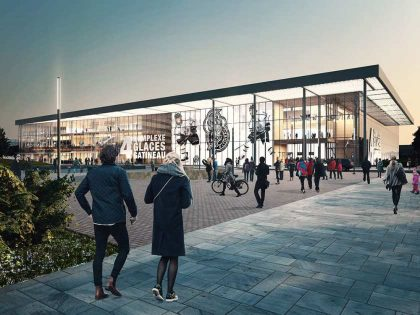 'Ottawa' Gatineau Council Approves new $79M Arena Complex; Home for Olympiques