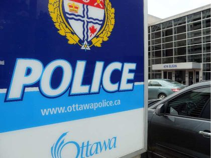 'Ottawa' Two More Ottawa Police Officers Demoted in Ghost Warning Probe