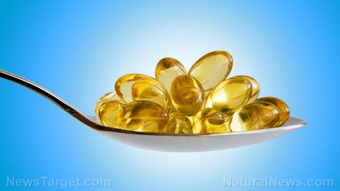 Eat fatty fish three times a week and take omega-3