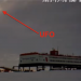 UFO: Alien Spacecraft appears over Antarctica Science Station