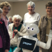 World's first humanoid robot makes friends in Ottawa